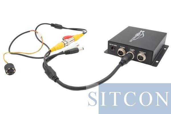 Mini IR camera set (B) PLUS