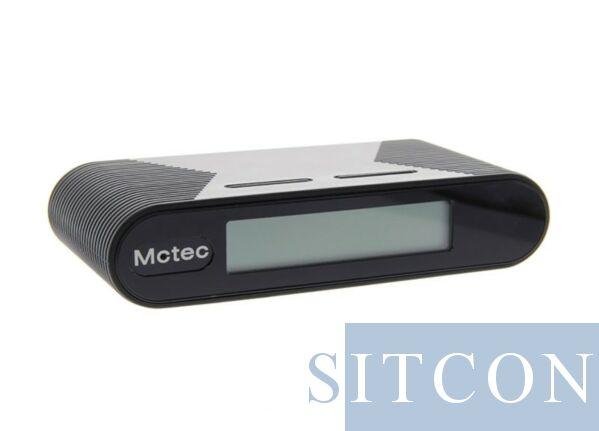 Wekkerradio Wi-Fi spy camera PRO