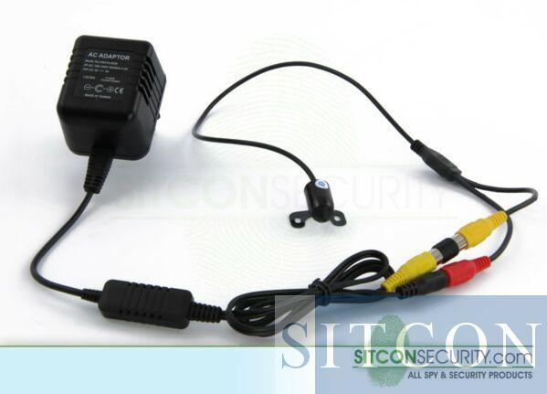 Pinhole camera systeem - Spy DVR