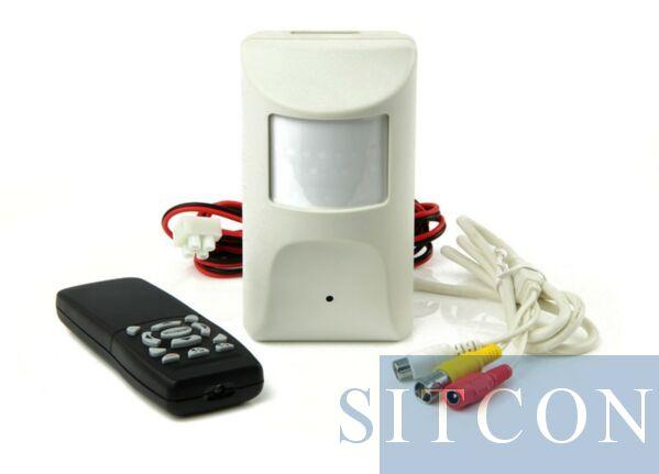 PIR spy camera PLUS