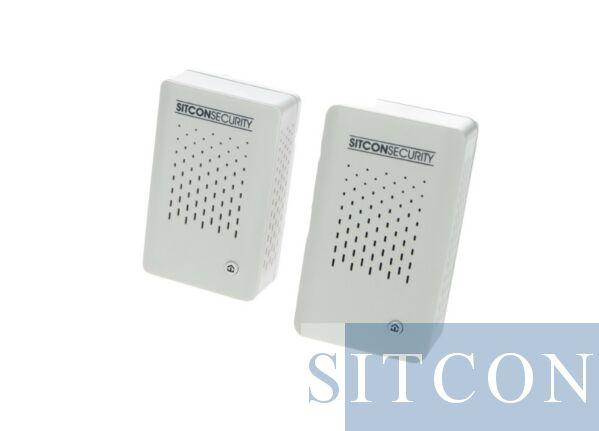 SCS P1200 - Powerline adapter set + POE