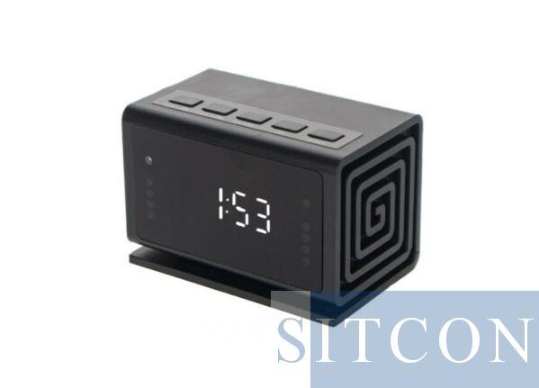 Wekkerradio Wi-Fi spy camera EASY
