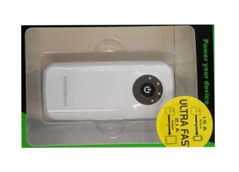 Powerbank 5V + 44 uur USB cams