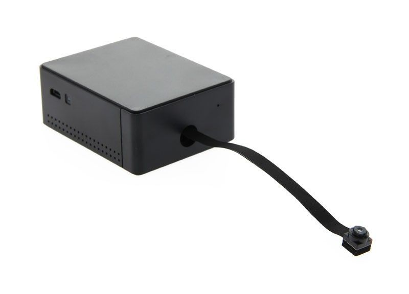 Black-box Wi-Fi spy camera PLUS