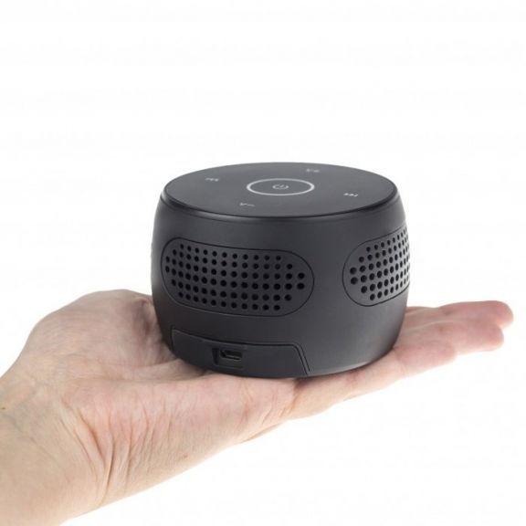 Bluetooth speaker Wi-Fi spy camera PRO