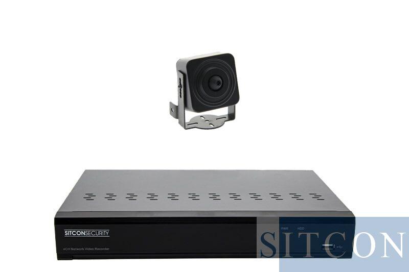 Draadloze spy camera set PRO