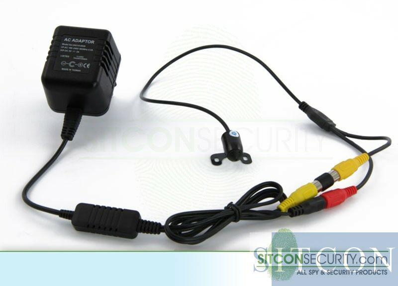 Pinhole camera systeem - AC DVR