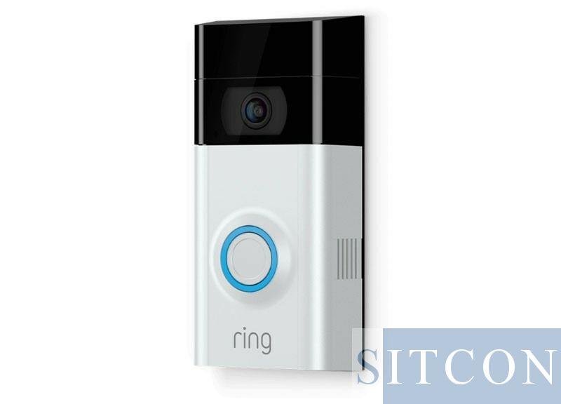 Ring 2 video deurbel - Wi-Fi