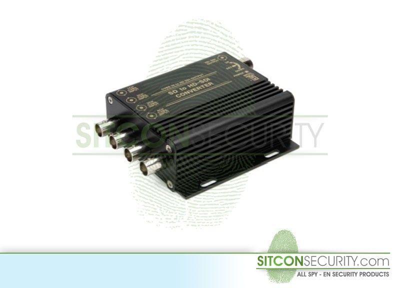 SD to HD-SDI converter